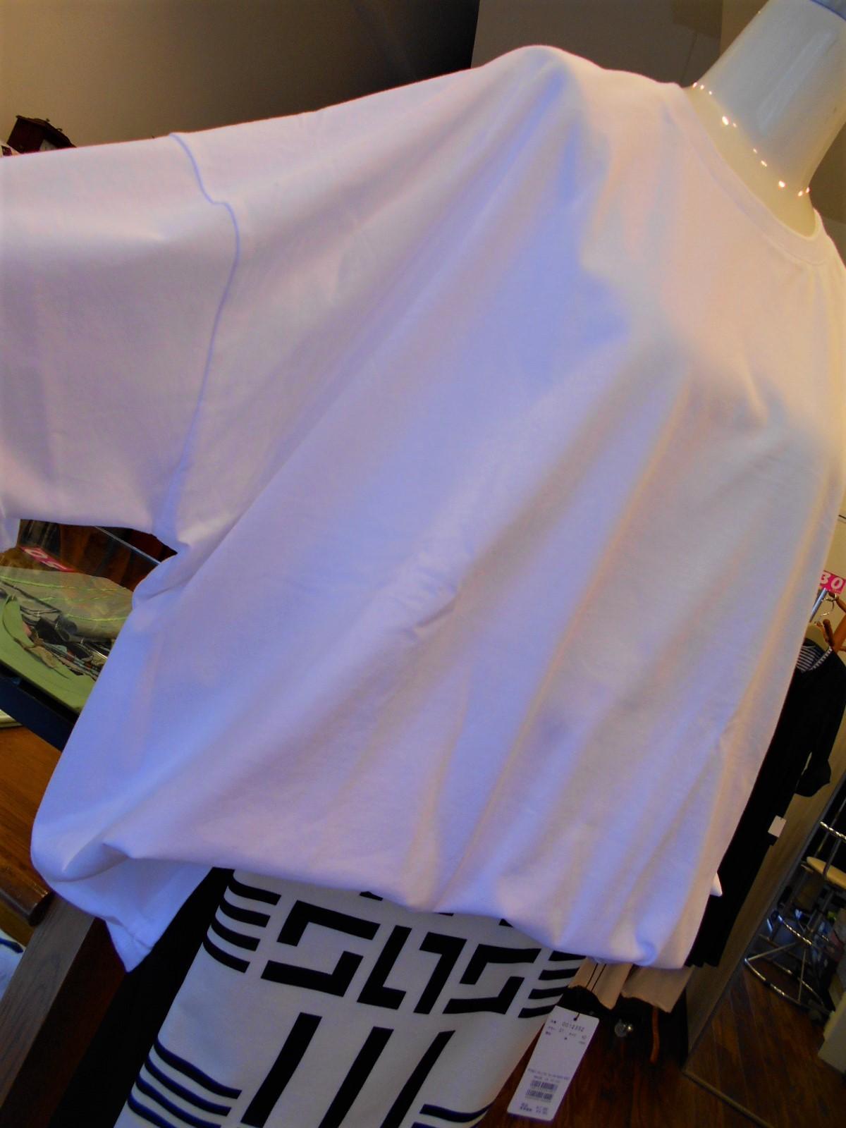 オーバーサイズのTシャツを着てみる・・・・☆_c0113499_16053232.jpg