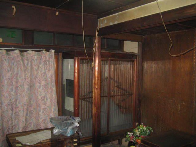 町家改修55 ミセノマ2_e0360218_18221891.jpg