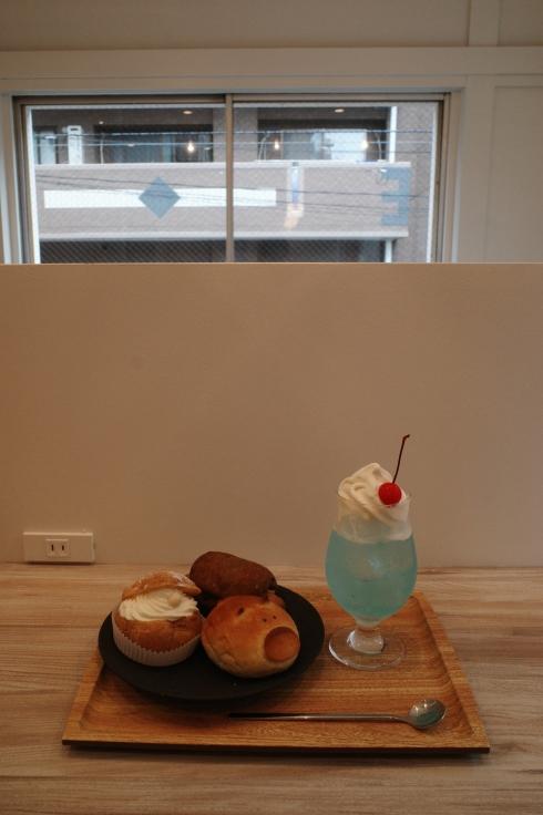 PEARL BAKERY(パールベーカリー)  東京都中央区日本橋人形町/ベーカリー カフェ 焼き菓子_a0287336_18162175.jpg