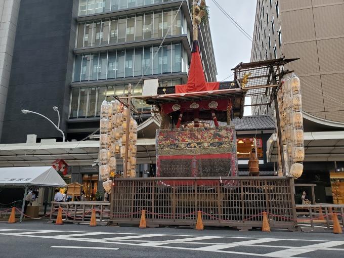 祇園祭の山鉾_d0043737_21332492.jpg