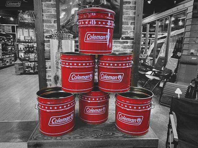 Colemanオリジナルペール缶プレゼントキャンペーン!_d0198793_10325107.jpg