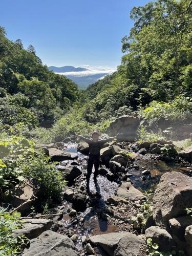 漁岳に沢登り→支笏湖SUP 水遊び大満喫な1日_d0198793_16195316.jpeg