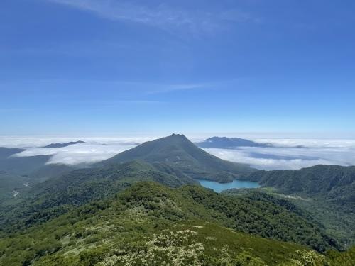 漁岳に沢登り→支笏湖SUP 水遊び大満喫な1日_d0198793_16241671.jpeg