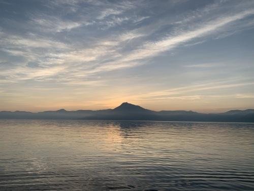 漁岳に沢登り→支笏湖SUP 水遊び大満喫な1日_d0198793_16261576.jpeg
