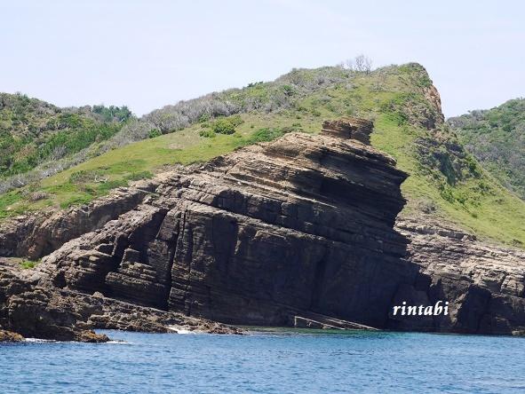2021年7月 壱岐3 エメラルドグリーンに輝く壱岐ブルー♪辰の島クルーズ_b0205305_16003781.jpg