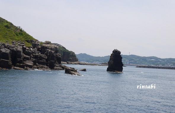 2021年7月 壱岐3 エメラルドグリーンに輝く壱岐ブルー♪辰の島クルーズ_b0205305_16010656.jpg
