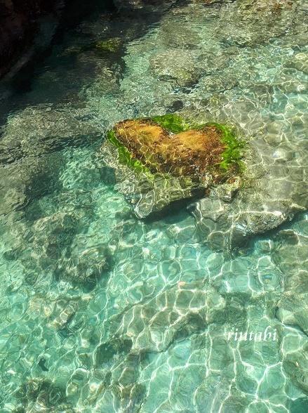 2021年7月 壱岐3 エメラルドグリーンに輝く壱岐ブルー♪辰の島クルーズ_b0205305_16012965.jpg