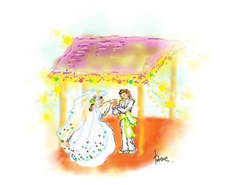 No.455 天国の結婚式 2021.7.18_c0265111_15454563.jpg