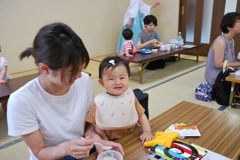 赤ちゃんの月まいり 令和3年文月_f0067122_10540642.jpg