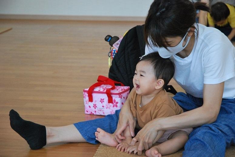 赤ちゃんの月まいり 令和3年文月_f0067122_10544945.jpg