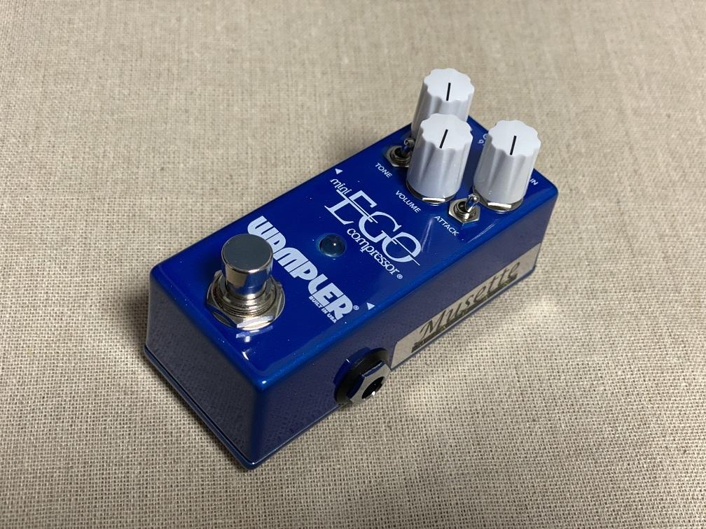 "Wampler Pedals""Mini Ego Compressor"" - 【○八】マルハチBlog"