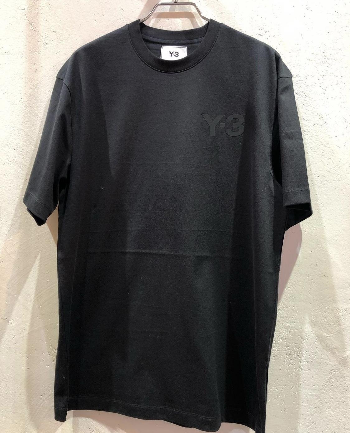「Y-3 ワイスリー」新作ロゴCAPとロゴTシャツ入荷です。_c0204280_11475009.jpg