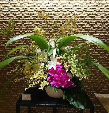 サロンのお花と 美容院_a0264383_15524587.jpg