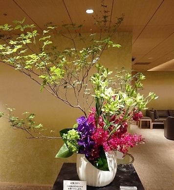 サロンのお花と 美容院_a0264383_15534741.jpg