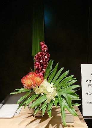 サロンのお花と 美容院_a0264383_15541472.jpg