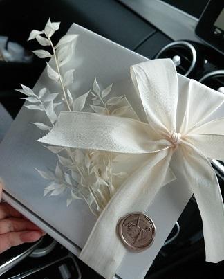 感謝を込めて ささやかなプレゼント と オリンピックの人選_a0264383_15553426.jpg