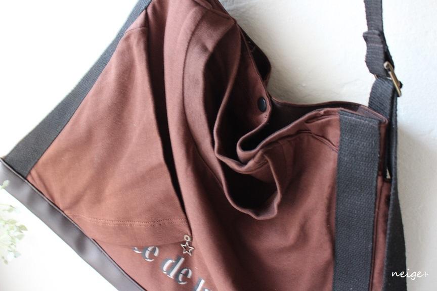 re:mineコラボ商品「Tシャツのサコッシュショルダー」2つ目の紹介です♪_f0023333_12281557.jpg