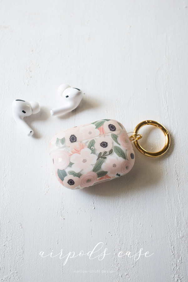 【rifle paper co】airpods pro ケース _d0124248_16442580.jpg