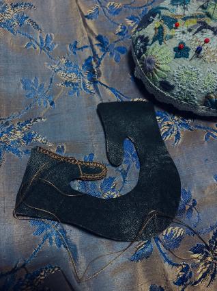 靴作り。_a0104980_22230472.jpg