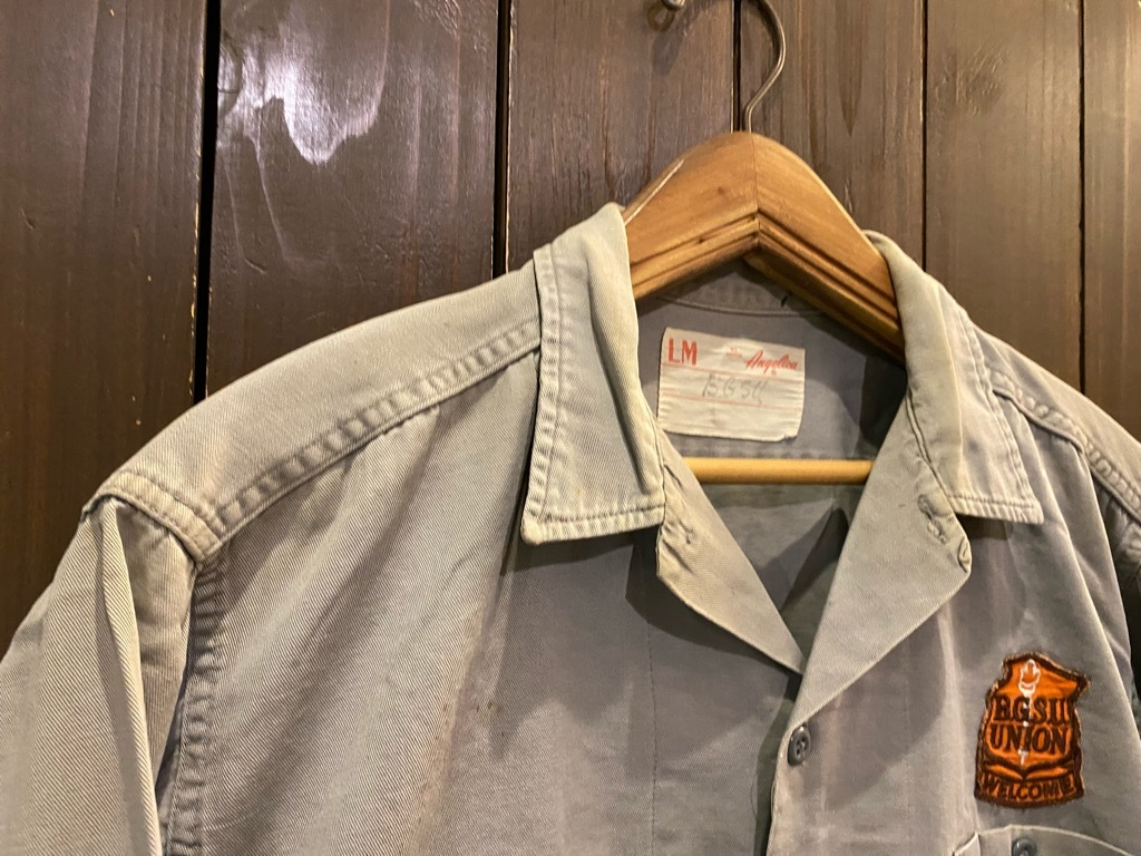 マグネッツ神戸店 7/21(水)Vintage入荷! #4 Sateen&Twill Work Item!!!_c0078587_14011362.jpg