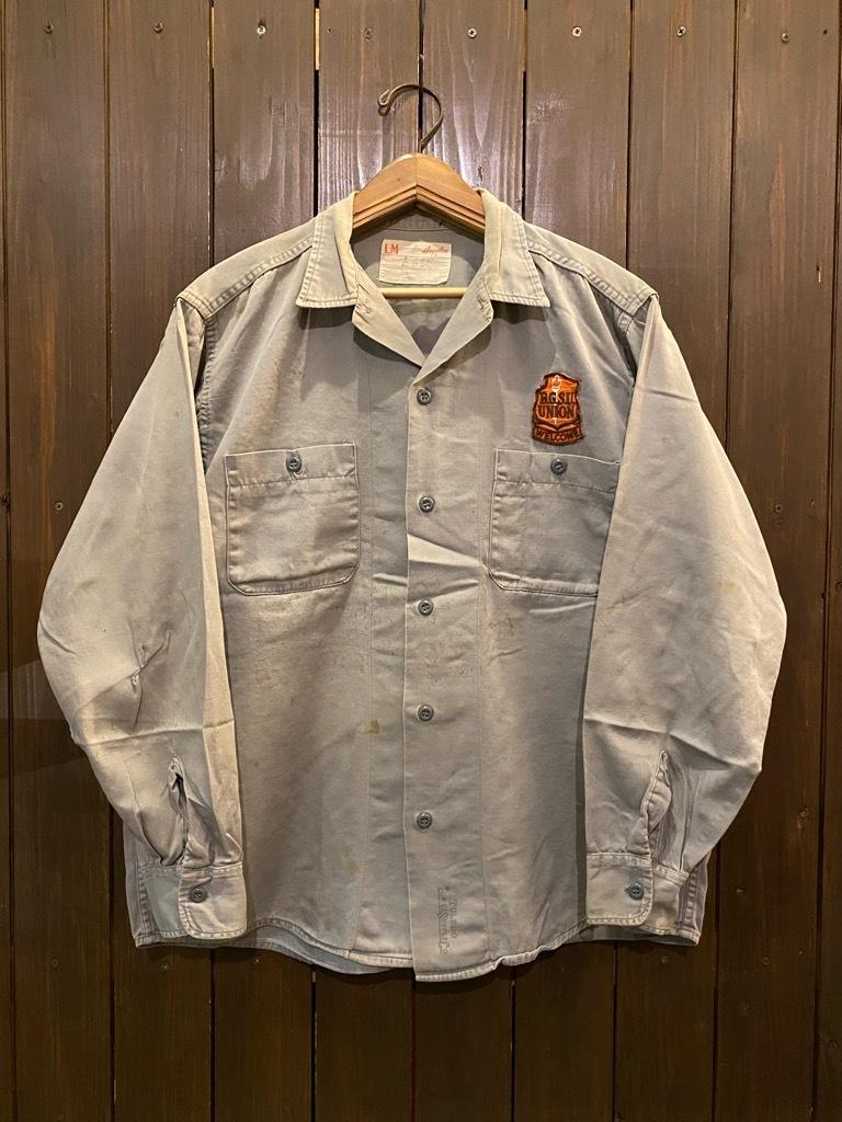 マグネッツ神戸店 7/21(水)Vintage入荷! #4 Sateen&Twill Work Item!!!_c0078587_14011468.jpg