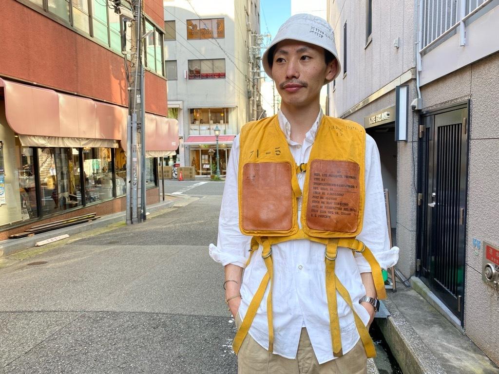 マグネッツ神戸店 7/21(水)Vintage入荷! #6 Military Item Part2!!!_c0078587_17114543.jpg