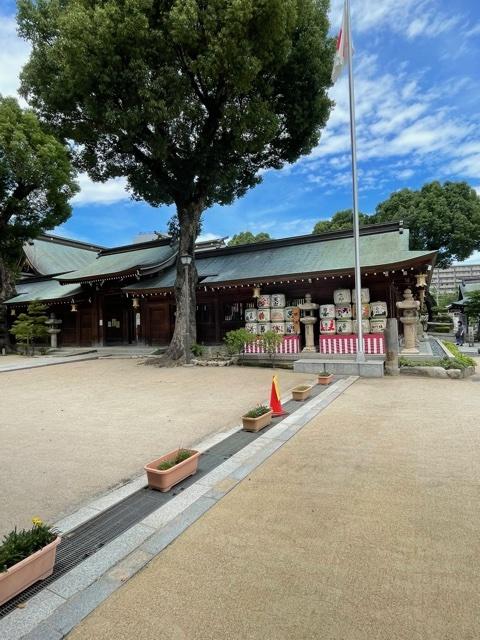 櫛田神社に参拝してきました!!_f0222994_02144444.jpg