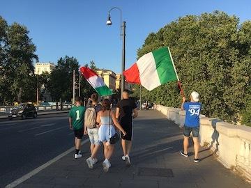 イタリアの一番熱い夜_c0339296_05352211.jpg