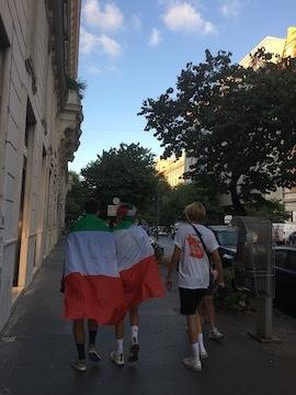 イタリアの一番熱い夜_c0339296_05355656.jpg