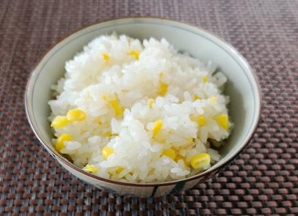 トウモロコシご飯(中平)_f0354314_10463395.jpg