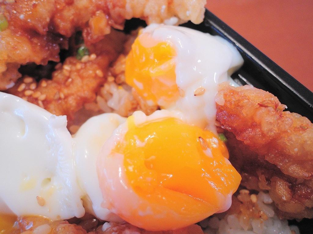 オーケーストアのお弁当(鶏天丼)@自宅_d0402143_17283513.jpg