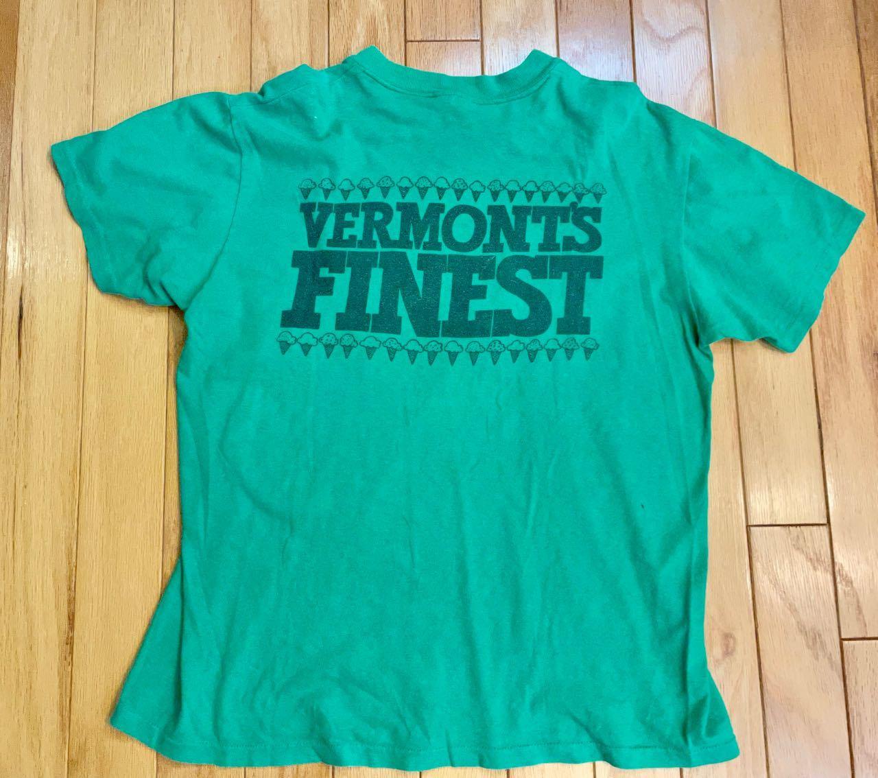 7月22日(木)入荷! 80s  BEN&JERRY\'S ICE CREAM Tシャツ!_c0144020_20345665.jpg