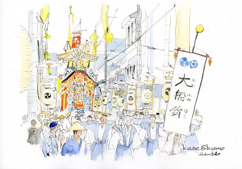 祇園祭大船鉾_f0320422_12573054.jpg