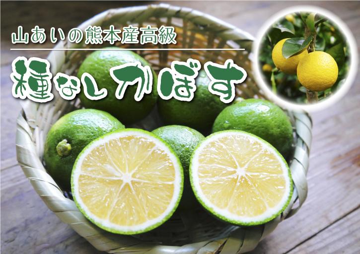 熊本県産!無農薬栽培の『種なしかぼす』令和3年の出荷は8月中旬からです!今年も順調に成長中!_a0254656_18035556.jpg