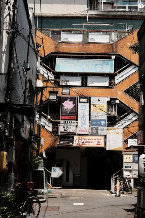中野駅北口  緊急事態宣言(何回目だよ)下の2021年7月21日(水)_c0080357_19005478.jpg