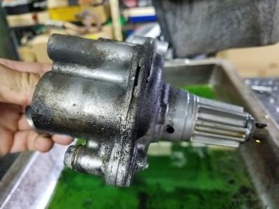 CBR600RR 国内仕様フルパワー化 ①冷却系_e0114857_11432764.jpg