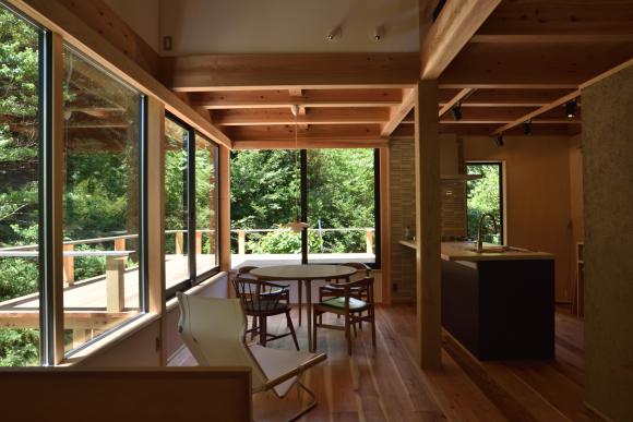 「豊かな自然を感じる小さな家」建物完成見学会_e0164563_09565994.jpg