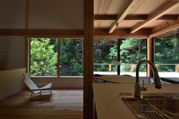 「豊かな自然を感じる小さな家」建物完成見学会_e0164563_09571526.jpg