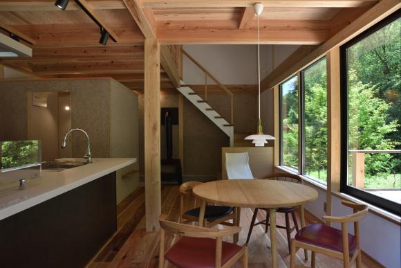 「豊かな自然を感じる小さな家」建物完成見学会_e0164563_09572199.jpg