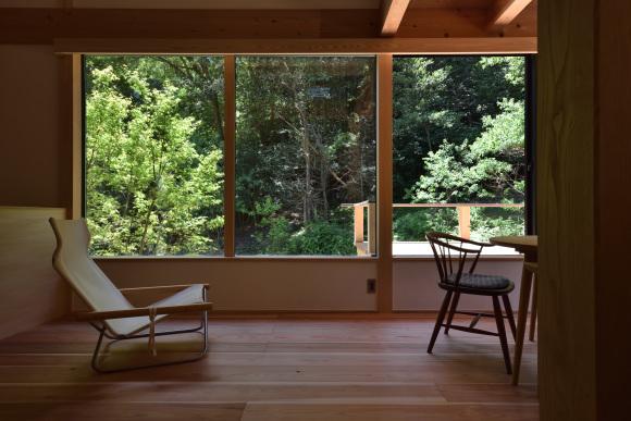 「豊かな自然を感じる小さな家」建物完成見学会_e0164563_09573005.jpg