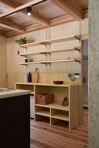 「豊かな自然を感じる小さな家」建物完成見学会_e0164563_10055712.jpg