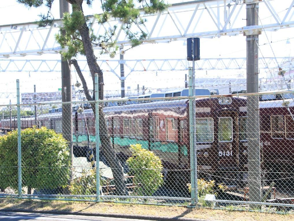 阪急1300系 1313F 新造車両試運転_d0202264_18303844.jpg