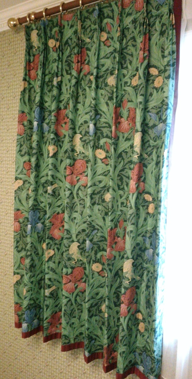 『モリス』のカーテンとシェードの『クリーニング』を承りました by interior styling of bright_c0157866_22471131.jpg