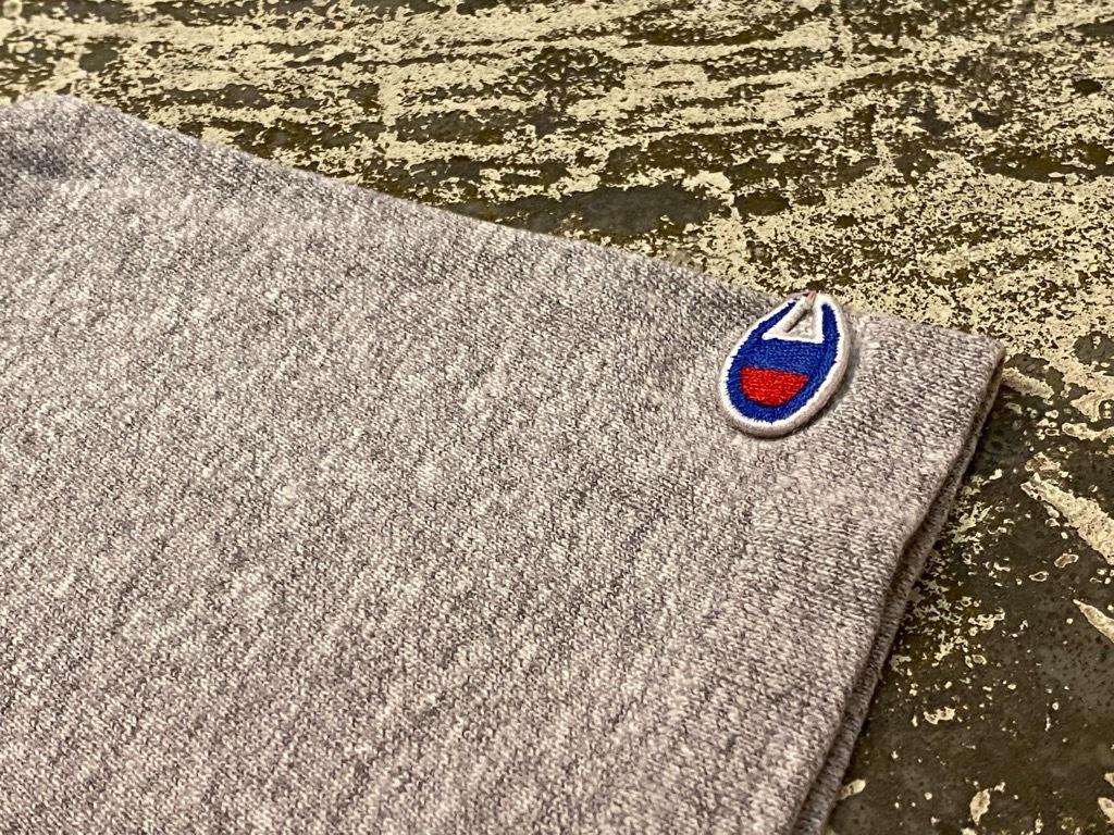 7月24日(土)マグネッツ大阪店スーペリア入荷日!! #2 Champion&TankTop編! PrintTee,SolidTee,PoloShirt,N/S Sweat,SweatShorts!!_c0078587_14045026.jpg
