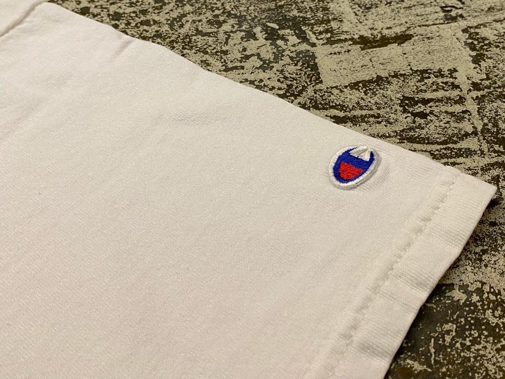 7月24日(土)マグネッツ大阪店スーペリア入荷日!! #2 Champion&TankTop編! PrintTee,SolidTee,PoloShirt,N/S Sweat,SweatShorts!!_c0078587_14062774.jpg