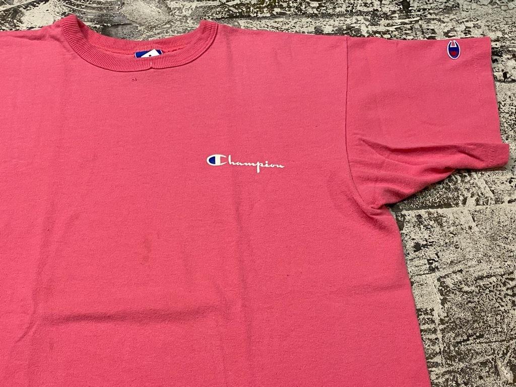 7月24日(土)マグネッツ大阪店スーペリア入荷日!! #2 Champion&TankTop編! PrintTee,SolidTee,PoloShirt,N/S Sweat,SweatShorts!!_c0078587_14063204.jpg