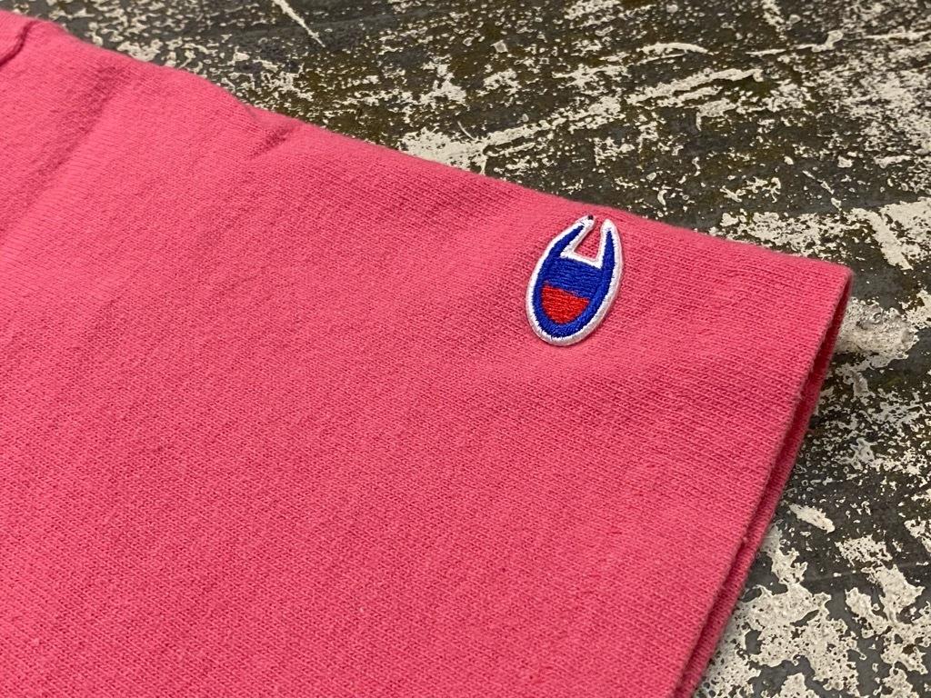 7月24日(土)マグネッツ大阪店スーペリア入荷日!! #2 Champion&TankTop編! PrintTee,SolidTee,PoloShirt,N/S Sweat,SweatShorts!!_c0078587_14063709.jpg