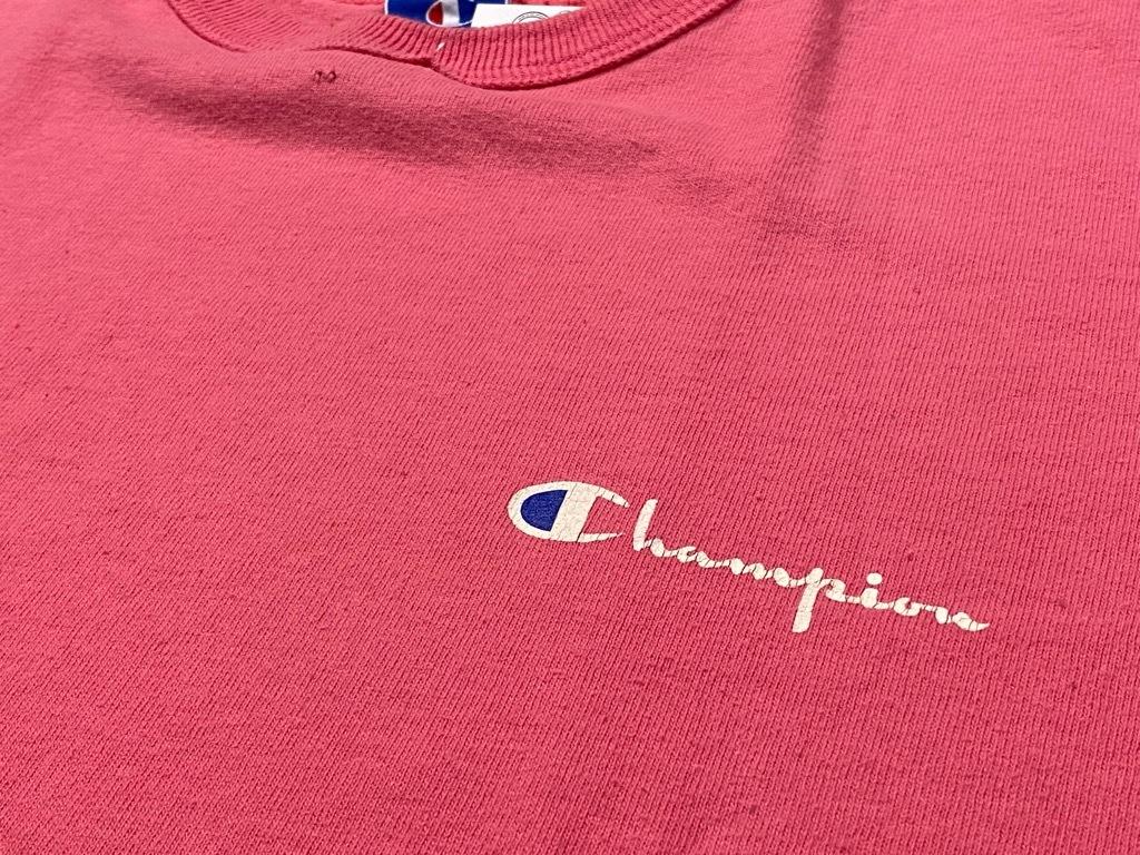 7月24日(土)マグネッツ大阪店スーペリア入荷日!! #2 Champion&TankTop編! PrintTee,SolidTee,PoloShirt,N/S Sweat,SweatShorts!!_c0078587_14063956.jpg