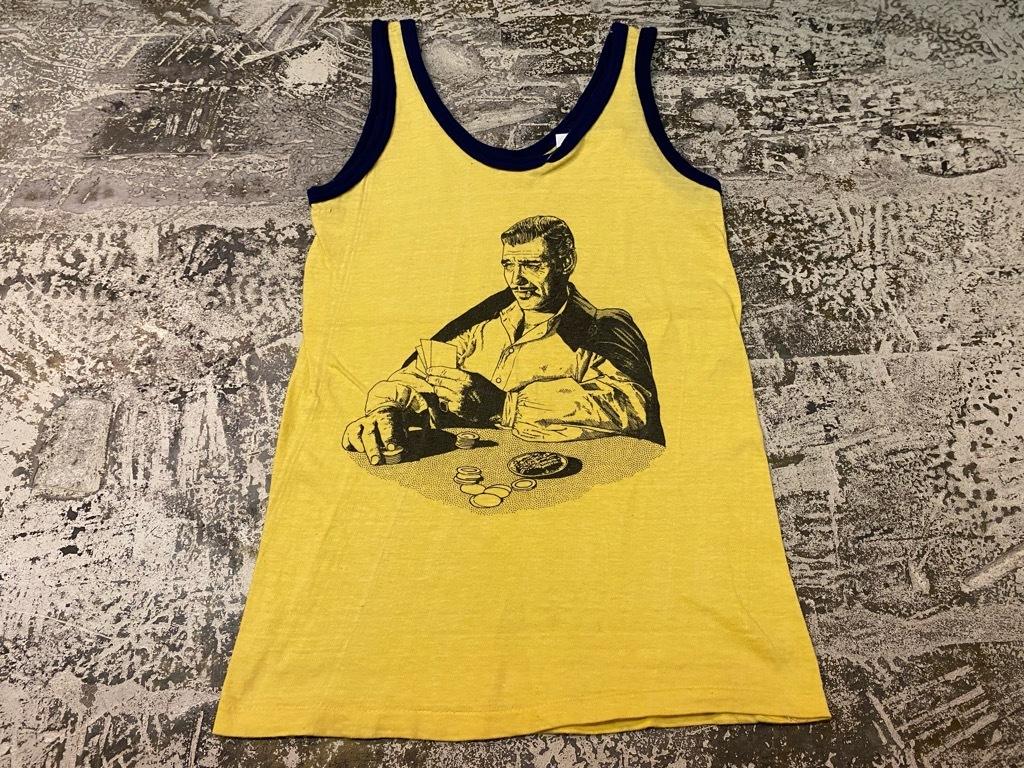 7月24日(土)マグネッツ大阪店スーペリア入荷日!! #2 Champion&TankTop編! PrintTee,SolidTee,PoloShirt,N/S Sweat,SweatShorts!!_c0078587_14121850.jpg