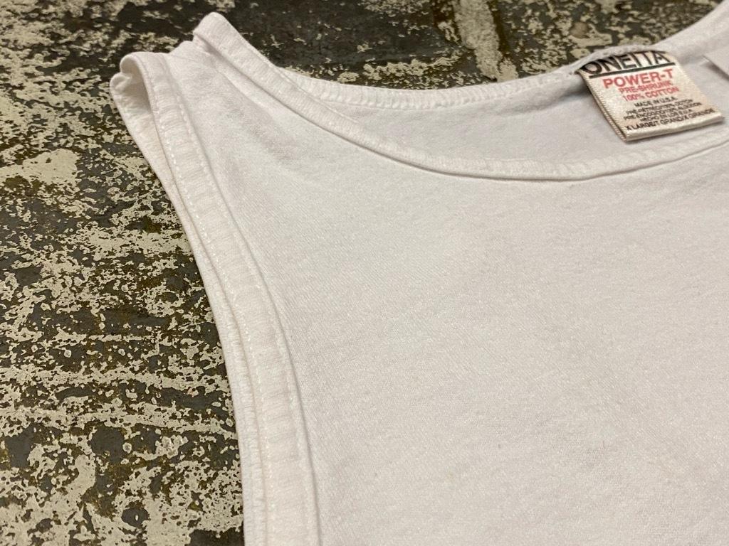 7月24日(土)マグネッツ大阪店スーペリア入荷日!! #2 Champion&TankTop編! PrintTee,SolidTee,PoloShirt,N/S Sweat,SweatShorts!!_c0078587_14140155.jpg